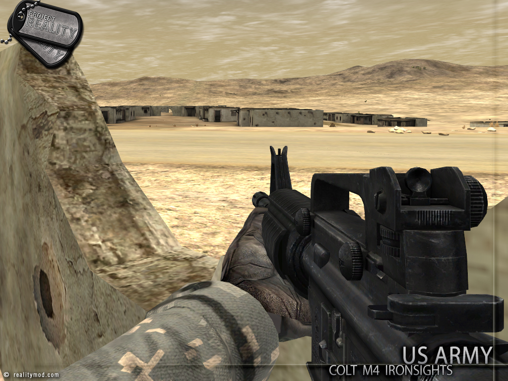 Project Reality: Mod BF2 Screen_098