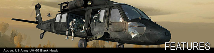 features header
